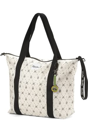 Elodie Details Changing Bag - Soft Shell Monogram Baby & Maternity Changing Bags