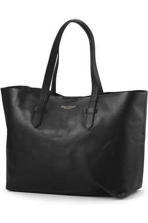 Elodie Details Vauvat Laukut - Changing Bag - Black Leather Baby & Maternity Changing Bags