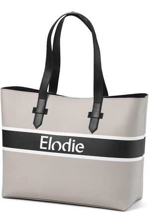 Elodie Details Changing Bag - Saffiano Logo Tote Moonshell Baby & Maternity Changing Bags