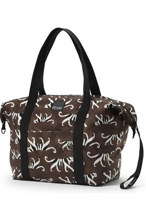 Elodie Details Changing Bag - Soft Shell Grande White Tiger Baby & Maternity Changing Bags