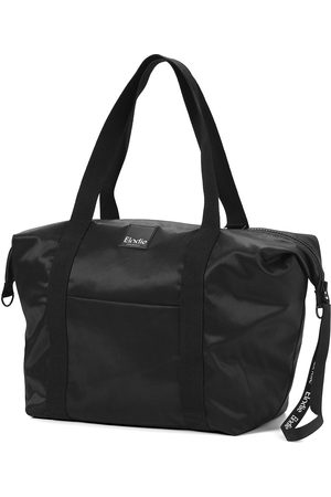 Elodie Details Changing Bag - Soft Shell Grande Black Baby & Maternity Changing Bags