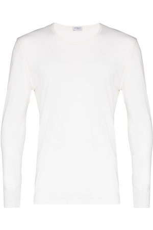 Zimmerli Crew neck long-sleeve T-shirt