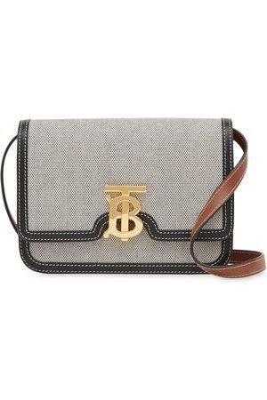 Burberry Naiset Olkalaukut - Small tri-tone TB bag