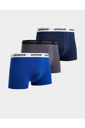 McKenzie Pojat Bokserit - Wyatt 3 Pack of Boxer Shorts Junior - Only at JD - Kids
