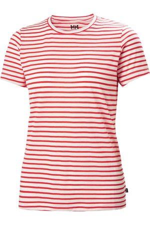 Helly Hansen Naiset T-paidat - Women's Merino Graphic Tee M