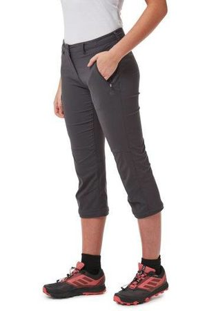 Craghoppers Naiset Caprit - NL Pro II Capri Women's Convertible Trousers 10