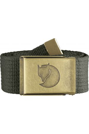 Fjällräven Vyöt - Canvas Brass Belt 4 cm