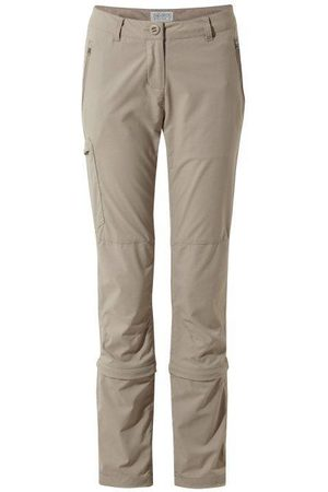 Craghoppers Naiset Caprit - NL Pro II Capri Women's Convertible Trousers 8