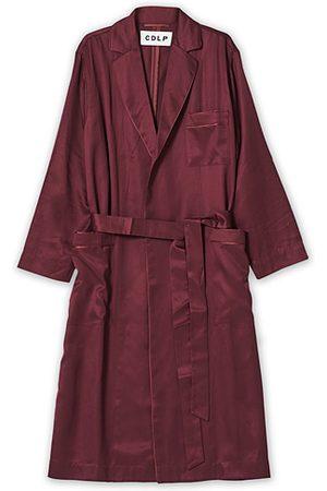 CDLP Miehet Kylpytakit - Home Robe Burgundy
