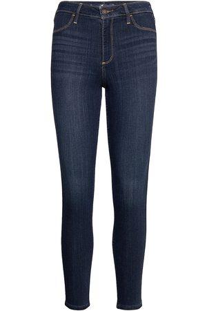 Hollister Naiset Skinny - Hco. Girls Jeans Skinny Farkut Sininen