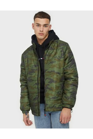 Denim Project Puffy Camo Jacket Jackor Camo