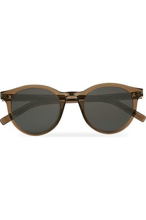 Saint Laurent Miehet Aurinkolasit - SL 342 Mirror Lens Sunglasses Brown