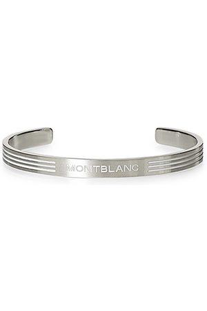 Mont Blanc Miehet Rannekorut - Bangle Steel Lacquer Bracelet