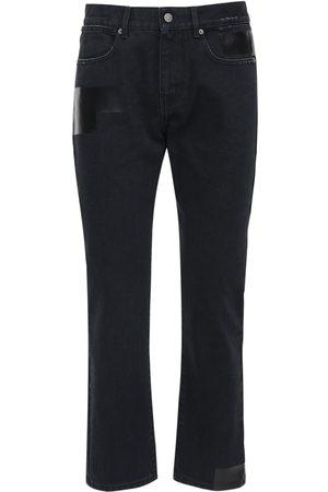 """McQ Miehet Slim Fit - """"foam"""" Slim Fit Cotton Denim Jeans"""
