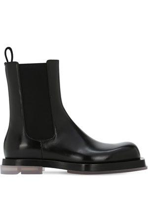 Bottega Veneta Miehet Nilkkurit - Chelsea Leather Boots