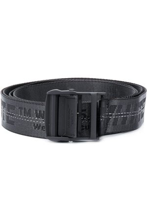 OFF-WHITE Vyöt - Jacquard logo Industrial belt