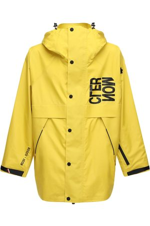 Moncler Genius Grenoble Verdonne Nylon Trench Coat