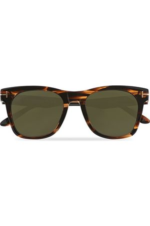 Tom Ford Miehet Aurinkolasit - Brooklyn TF833 Sunglasses Brown