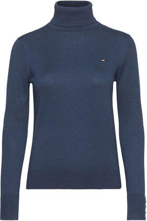 Tommy Hilfiger Soft Cotton Roll-Nk Sweater Ls Kilpikonnakaulus Poolopaita