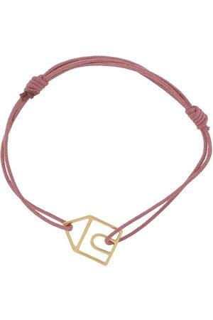 Aliita 9kt yellow Casita Pura bracelet