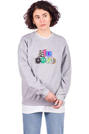 A.Lab Naiset Collegepaidat - All Good Sweater