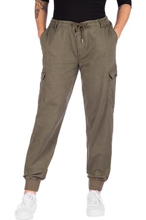 Reell Naiset Reisitaskuhousut - Reflex Rib Cargo Pants