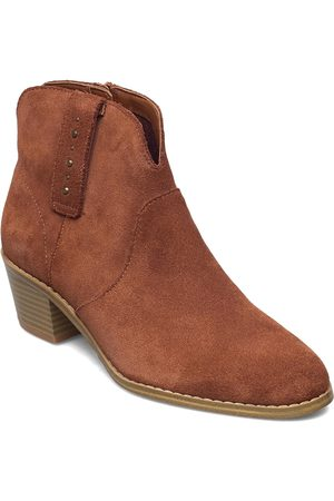 Clarks Breccan Valley Shoes Boots Ankle Boots Ankle Boot - Heel
