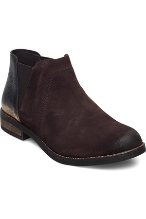 Clarks Demi Beat Shoes Boots Ankle Boots Ankle Boot - Flat