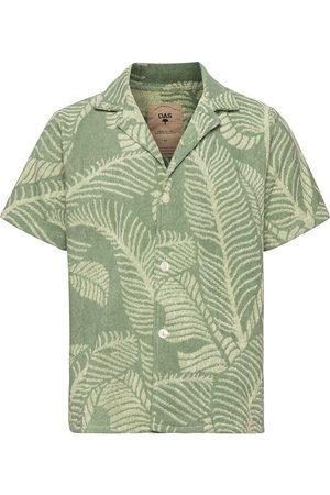 Oas Banana Leaf Terry Shirt Lyhythihainen Paita