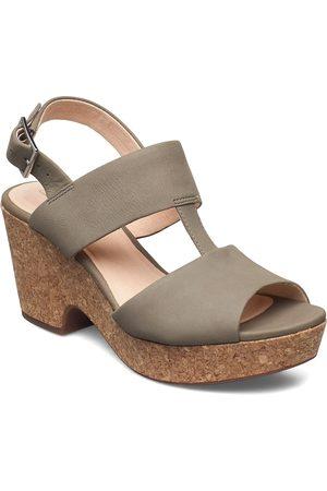 Clarks Naiset Sandaletit - Maritsa Glad Korolliset Sandaalit