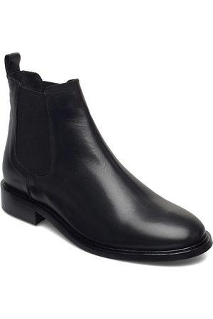 Bianco Naiset Nilkkurit - Biajessica Classic Chelsea Shoes Chelsea Boots