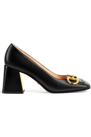 Gucci Naiset Avokkaat - Horsebit mid-heel pumps