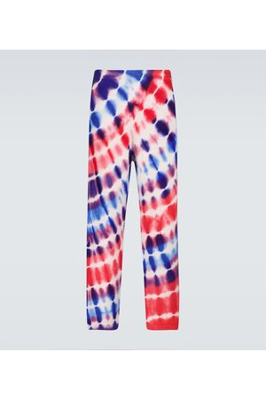THE ELDER STATESMAN Radiate Surf trackpants