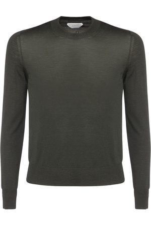 Bottega Veneta Light Wool Knit Sweater