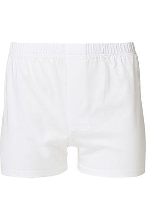 Bresciani Miehet Bokserit - Cotton Boxer Brief White
