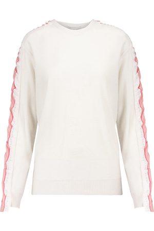 Stella McCartney Monogram virgin wool sweatshirt