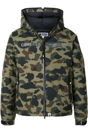 A BATHING APE® 1st Camo Gortex jacket
