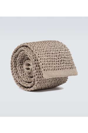 Tom Ford Silk knitted tie