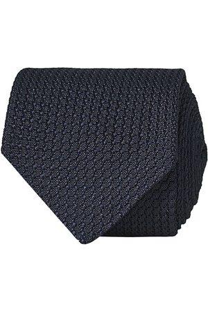 Amanda Christensen Silk Grenadine 8 cm Tie Navy