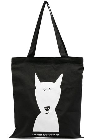 10 CORSO COMO Animal-print tote bag