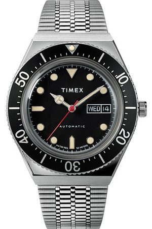 Timex Miehet Kellot - M79 Automatic 40mm Black