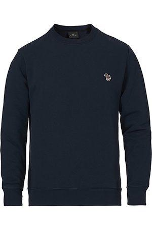 Paul Smith Regular Fit Zebra Sweatshirt Navy