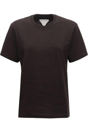 Bottega Veneta Sunrise Light Cotton T-shirt