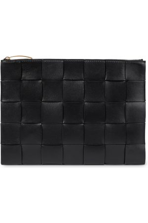 Bottega Veneta Naiset Clutch laukut - Intrecciato leather clutch