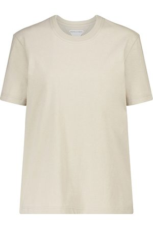 Bottega Veneta Naiset T-paidat - Cotton T-shirt