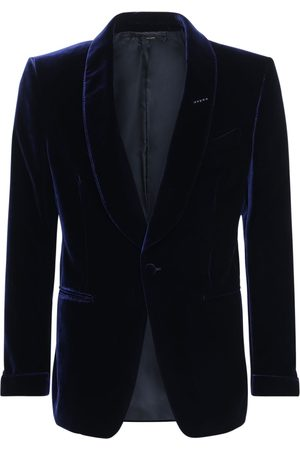 Tom Ford Viscose & Cupro Cocktail Jacket