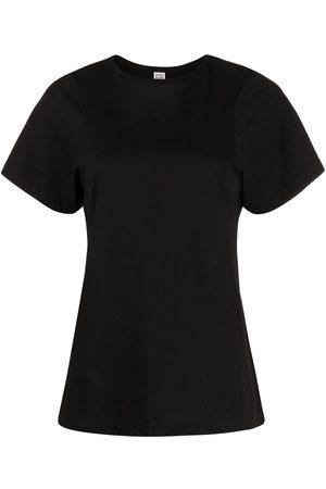 Totême Short-sleeve cotton T-shirt