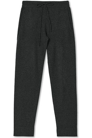 People´s Republic of Cashmere Cashmere Sweatpants Dark Grey