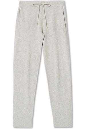 People´s Republic of Cashmere Miehet Collegehousut - Cashmere Sweatpants Ash Grey