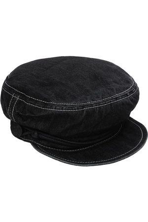 Le Mont St Michel New Abby Cotton Denim Hat
